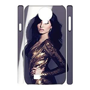 QSWHXN Cell phone Cases Demi Lovato Hard 3D Case For Samsung Galaxy S4 i9500