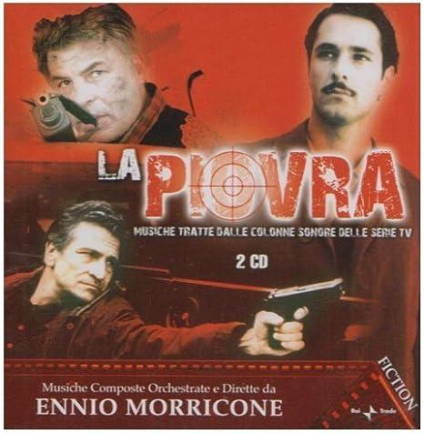La Piovra By Ennio Morricone Audio Cd Ennio Morricone Amazon It Musica