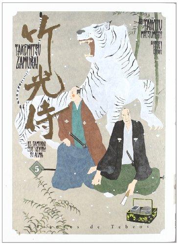 Descargar Libro Takemitsu Zamurái 5: El Samurái Que Vendió Su Alma Taiyou Matsumoto