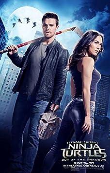 Amazon.com: Movie Posters Teenage Mutant Ninja Turtles: Out ...