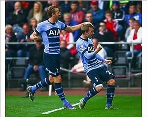 Impresión fotográfica de Swansea City v Tottenham Hotspur - Premier League