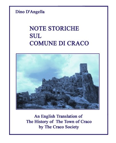 Read Online The History of the Town of Craco pdf epub