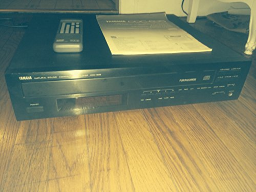 YAMAHA CDC-635 Natural Sound Home Stereo 5 Disc CD for sale  Delivered anywhere in USA