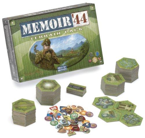 Memoir '44: Terrain Pack Expansion