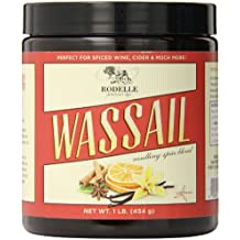 Rodelle Wassail Mulling Spice Blend, 16 Ounce