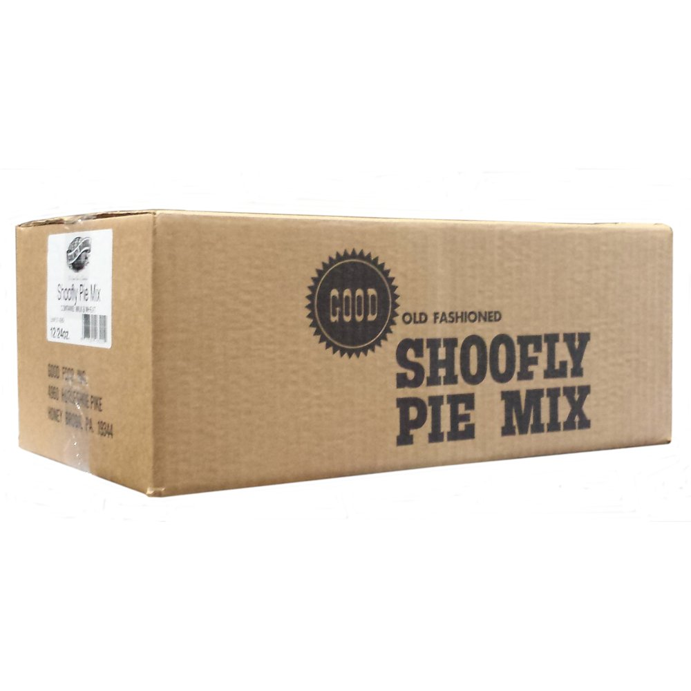 Golden Barrel Shoofly Pie Mix (1 Case/12 Boxes) by Golden Barrel