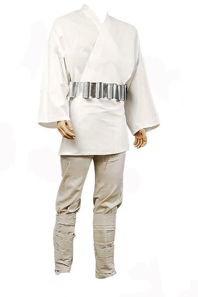 FUMAN Karneval Star Wars Attack of The Clones Count Dooku Cosplay Kostüm Herren XXXL Luke L