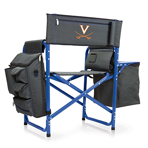 NCAA Virginia Cavaliers Portable Fusion Chair by PICNIC TIME