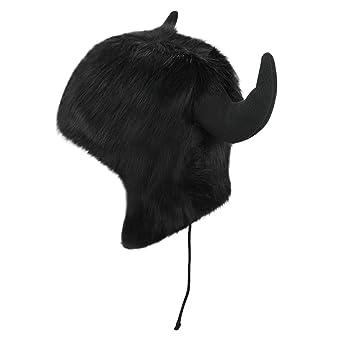 Cappello da donna con cappellino per orecchie Cappello con visiera Cappello  invernale con soffici cappelli caldi con spago  Amazon.it  Abbigliamento d5350a05e733