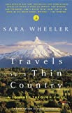 Front cover for the book Travels in a Thin Country: A Journey Through Chile (Modern Library) by Sara Wheeler