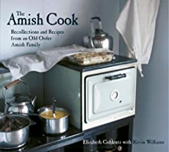 More than 75 traditional Amish recipes, practical gardening tips, and  firsthand accounts of traditional Amish events like corn-husking bees  and barn raisings.The Amish Cook is based on a newspaper column of the same name that started when a...