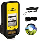 G-PORTER GP-102+ Multifunction GPS Device/ Data Logger (yellow)