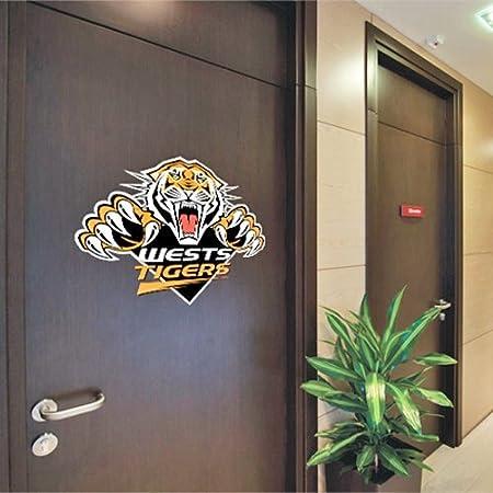 50 x 50 cm custom door vinyl decal personalised picture photo office