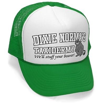 Dixie Normas - Vintage Style Trucker Hat Retro Mesh Cap