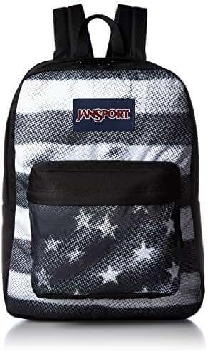 JanSport Superbreak, Black Tonal USA, One Size