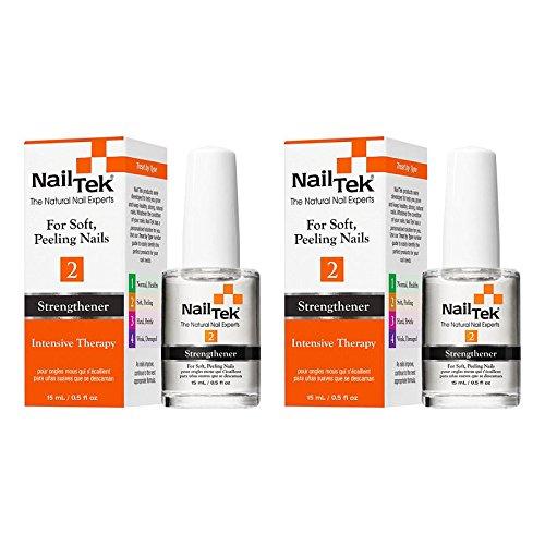 - NAIL TEK Intensive Therapy II - 2 x 0.5oz Bottles