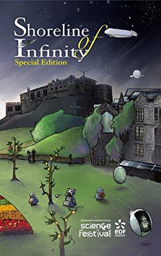 Shoreline of Infinity 11½ Edinburgh International Science Festival Special Edition: Science Fiction Magazine