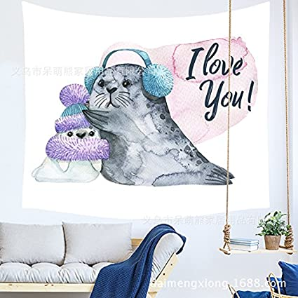other sizes 210644 Tapestry Tapestries Decor Wall hanging Wall background cloth animal elephant hang cloth room dormitory tapestry wall background cloth may