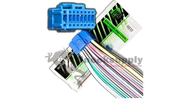 pioneer wire harness avh-p4900dvd avh-p5700dvd avh-p7600dvd avh-p5000dvd avh -p5900dvd avh-p5200dvd avh-p5400dvd avh-p6000dvd avh-p5100dvd avh-p6500dvd
