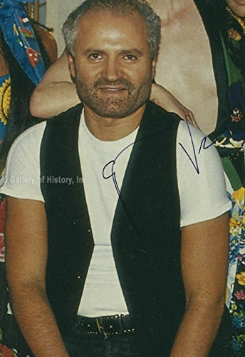 Gianni Versace - Photograph - Picture Of Versace