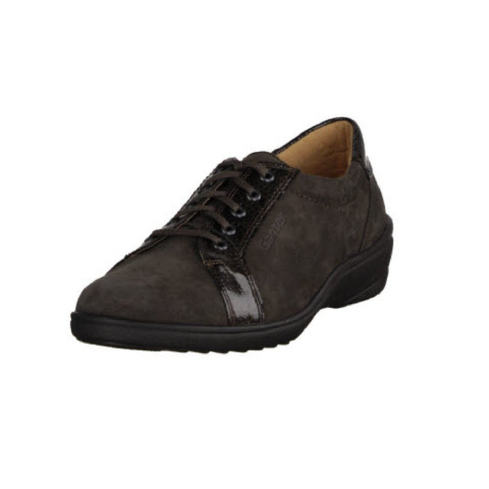 Ganter Helga - Zapatos de cordones para mujer 4,5|- fango/schlamm