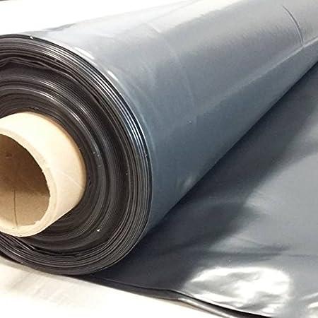Film Plastique D Etancheite Sous Dalle En Polyethylene Noir Type 200 4x25m 70µm Amazon Fr Bricolage