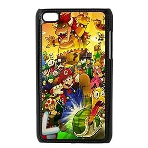 Ipod Touch 4 Phone Case Super Mario Bros F5C8199