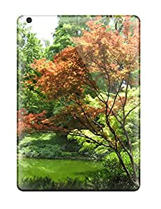 Jim Shaw Graff's Shop Japanese Maple Case Compatible With Ipad Air/ Hot Protection Case