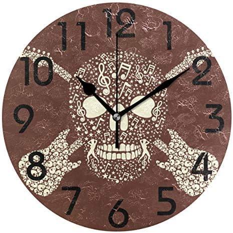 Ralally Tattoo - Reloj de Pared (Madera, 30,5 cm), diseño de ...