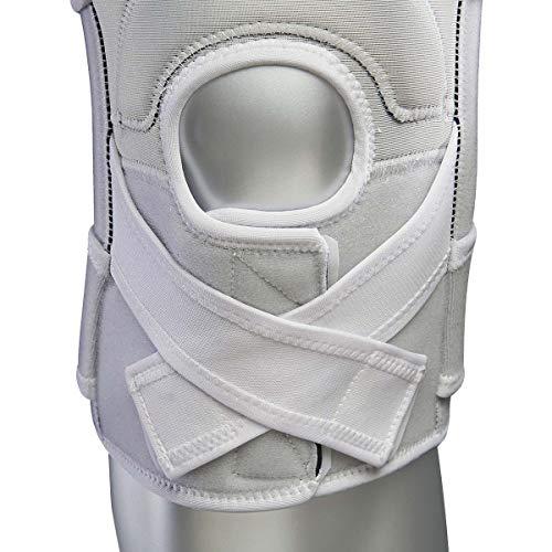 Zamst 471723 ZK-7 Knee Brace, White, Large by Zamst (Image #2)