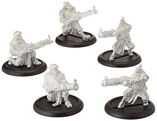 Privateer Press - Hordes - Trollblood: Trollkin Sluggers Model Kit 4