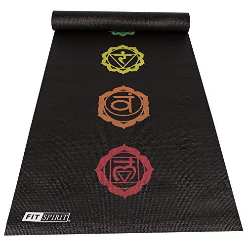 Fit Spirit Premium Printed Yoga Mat – DiZiSports Store