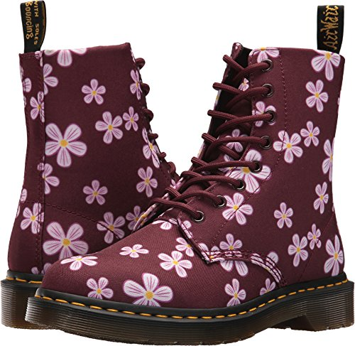 Dr. Martens Women's Page Meadow Cherry Fashion Boot,