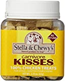 Stella & Chewy's Carnivore Kisses Chicken Dog Treats, 2.25-Ounce