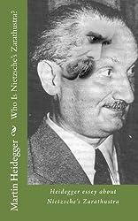 Who Is Nietzsche's Zarathustra?
