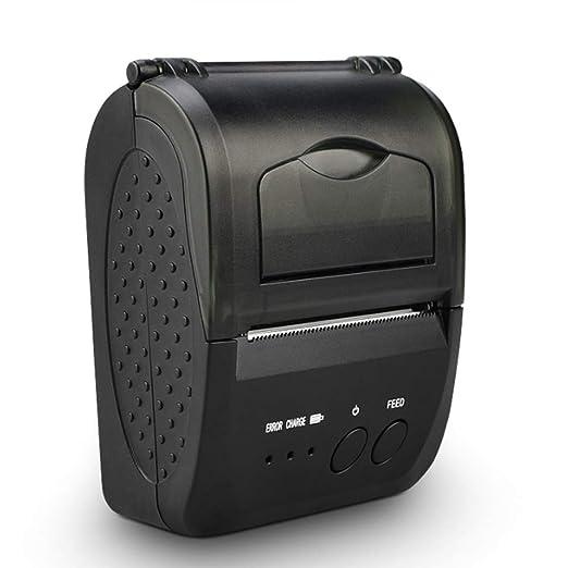 TXYJ Bluetooth para Impresora térmica de Recibos, Impresora ...
