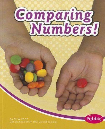 comparing numbers book for kids