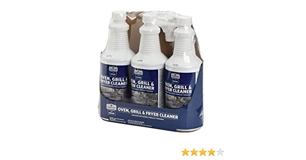 Amazon.com : Product of Members Mark Commerical Oven, Grill and Fryer Cleaner by Ecolab (32 oz, 3 pk.) - All-Purpose Cleaners [Bulk Savings] : Grocery ...