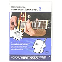 Virtuosso Electric Guitar Method Vol.2 (Curso De Guitarra Eléctrica Vol.2) SPANISH ONLY