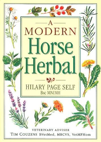(A Modern Horse Herbal)