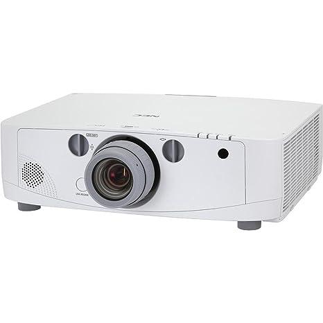 NEC NP-PA500X-13ZL Video - Proyector (5000 lúmenes ANSI, LCD, XGA ...