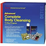 GNC Preventative 3 Stage Nutrition Advanced Complete Body Cleansing Program