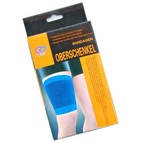 Bandage de cuisse - Bandage pour sport - Pack de deux