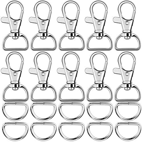Paxcoo Swivel Lanyard Sewing Projects product image