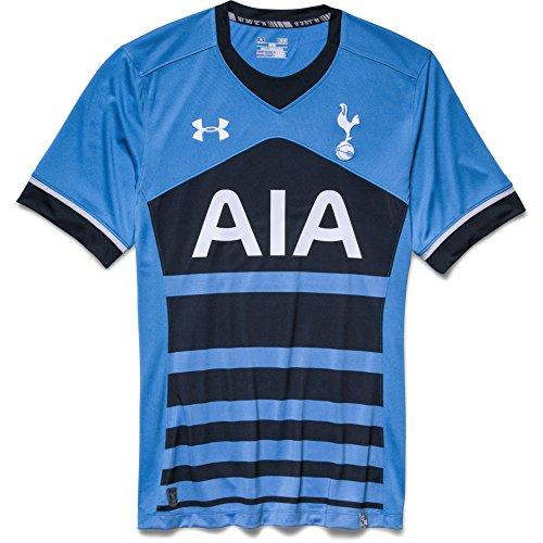Size 3XL Genuine Under Armour Men/'s Tottenham Hotspur Home Shirt 2015//16 XL