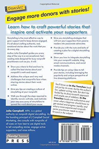 storytelling in the digital age a guide for nonprofits julia rh amazon com Non-Profit Company Non-Profit Organizational Chart