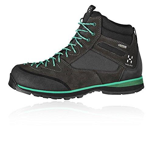 GT Chaussures Jade Femme Hautes de Hi Icon Randonnée Haglöfs Noir Magnetite 3dw Roc OqP4nIFWAt
