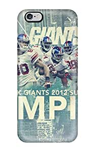 Hot New New York Giants 4 Case For Iphone 6 Plus (5.5 Inch) Cover With Perfect Design