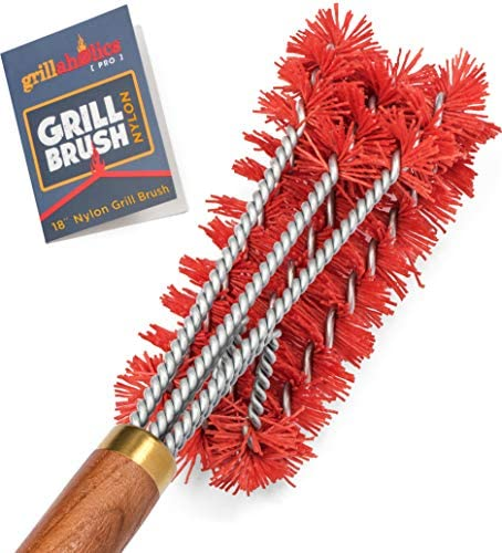Grillaholics Nylon Grill Brush Manufacturers