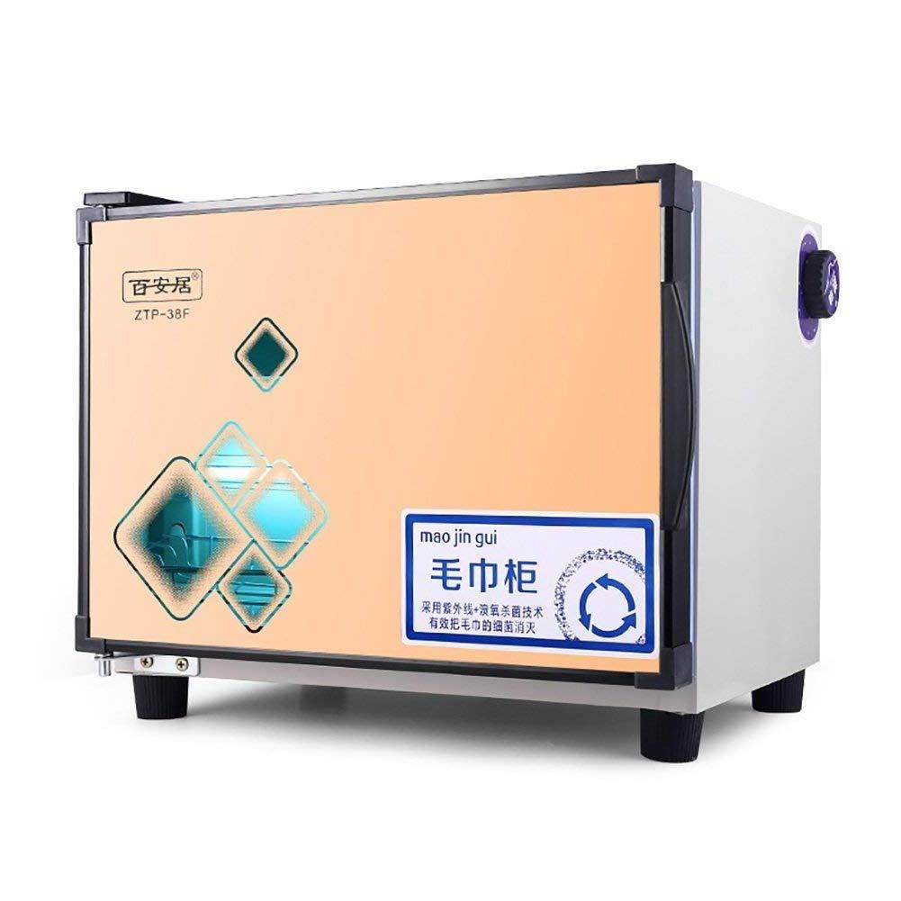 38L Esterilización de Baja Temperatura UV Esterilizador de Toallas para Centros Estéticos, 001: Amazon.es: Hogar